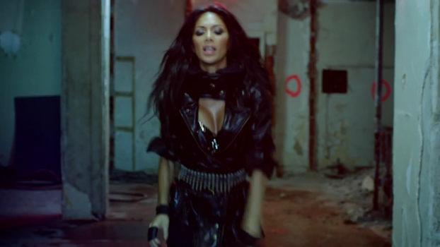 Видеоклип Nicole Scherzinger - Wet
