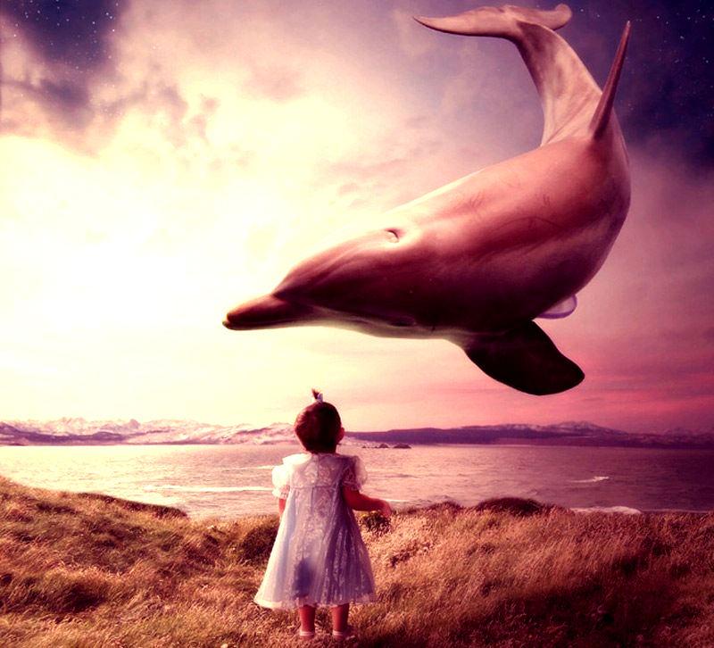 Идеи для фото – Обрывки снов от art-фотографа Anja Stiegler [10шт]
