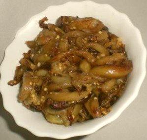 Рецепт – Баклажаны по-китайски
