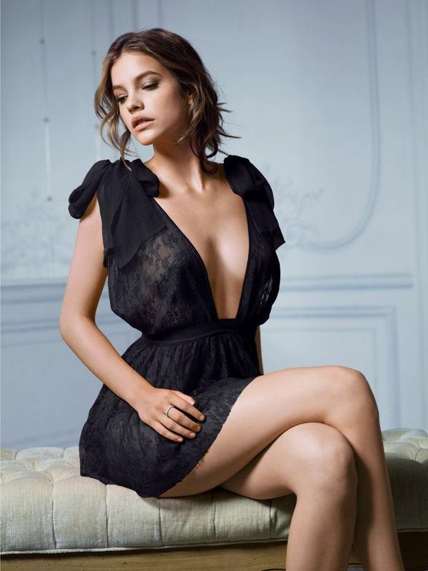 Идеи для фото – Барбара Палвин для Victoria's Secret Designer Collection [9шт]