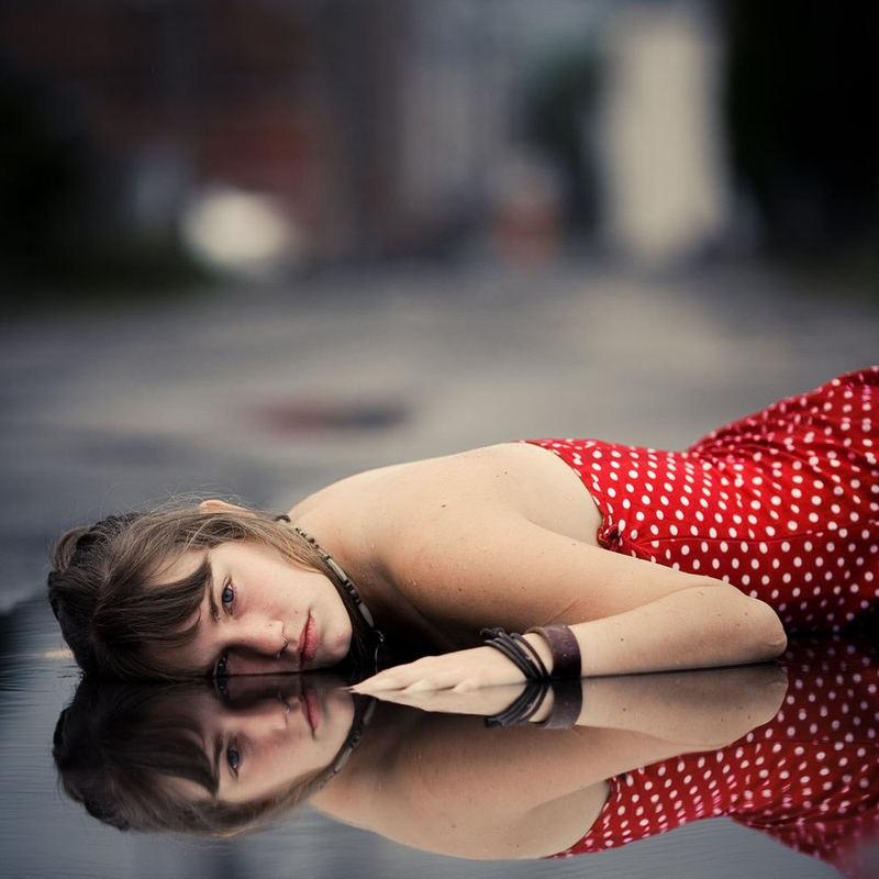 Идеи для фото – Фотосет удивительных портретов Benoit Paille [9 шт]