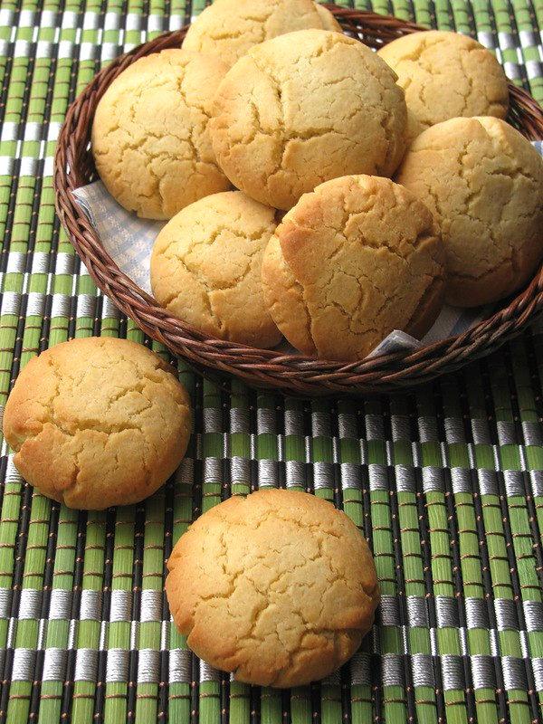 Рецепт – Бисквитное печенье