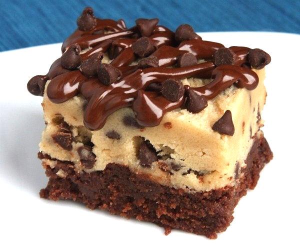 Рецепт – Брауни с шоколадной крошкой