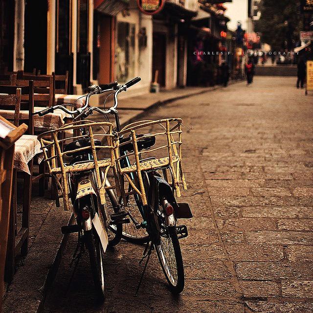 Идеи для фото – Фотосет тайваньского фотографа Charles Hu [9 шт]