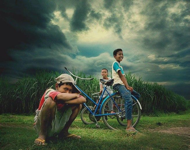 Идеи для фото – Фотосет от индонезийского фотографа Jody Zulkarnaen