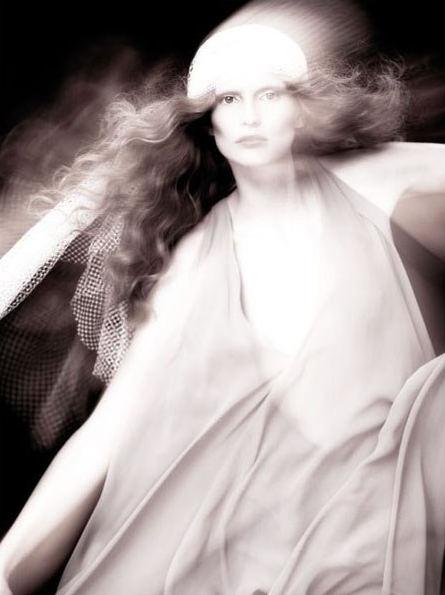 Идеи для фото – Призрачная фотосъемка Катрин Торманн от Сержи Понса