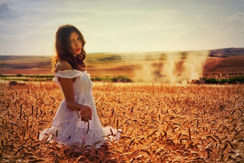 Идеи для фото – Фотосет девушек от турецкого фотографа Metin Demiralay [20 шт]
