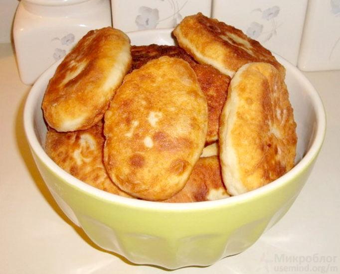 Рецепт - Быстрое приготовление пирожков с картошкой и мясом