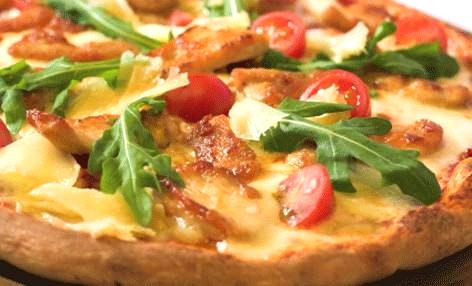 Рецепт – Пицца «Летняя»