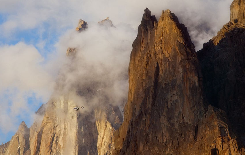 Идеи для фото – Горные пейзажи Roberto Bertero [10 шт]