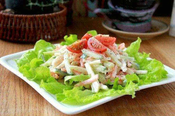 Рецепт – Салат «Здоровье»