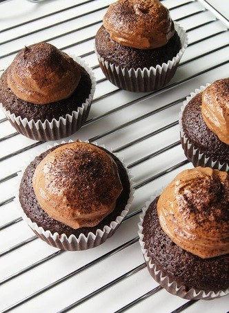 Рецепт – Шоколадно-банановые кексы