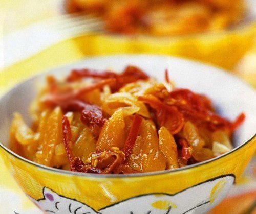 Рецепт – Соус из вяленых помидоров
