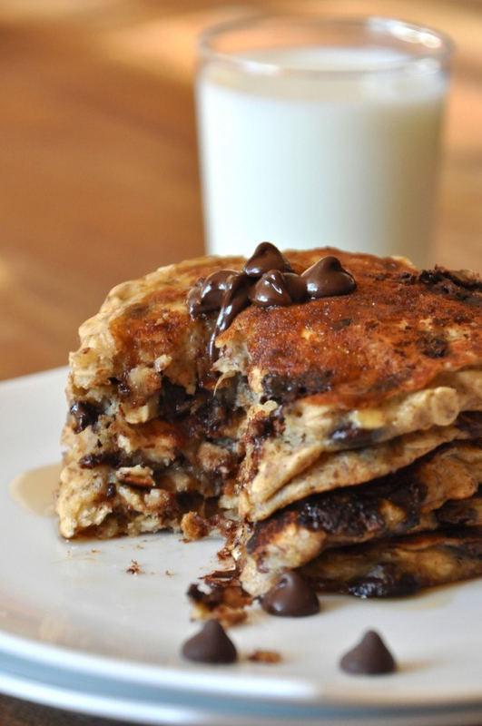 Рецепт – Блины с шоколадном