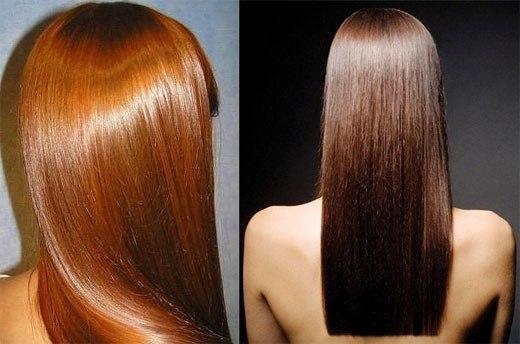 Ламинирование волос самостоятельно желатином