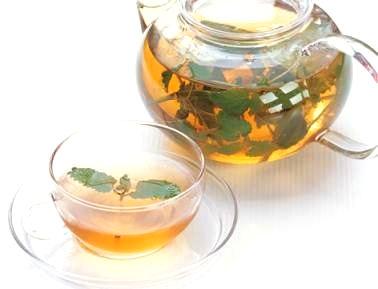 Рецепт – Марокканский мятный чай