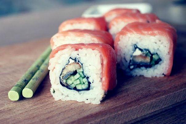 Рецепт – Суши «Филадельфия»