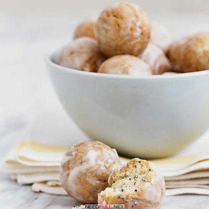 Рецепт – Рисовые пончики