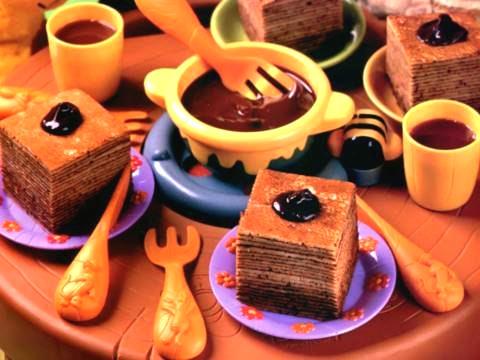 Рецепт – Блинный десерт