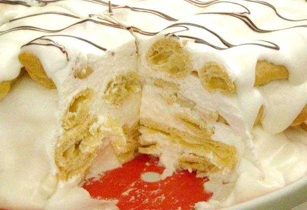Рецепт – Торт «Дамские пальчики»