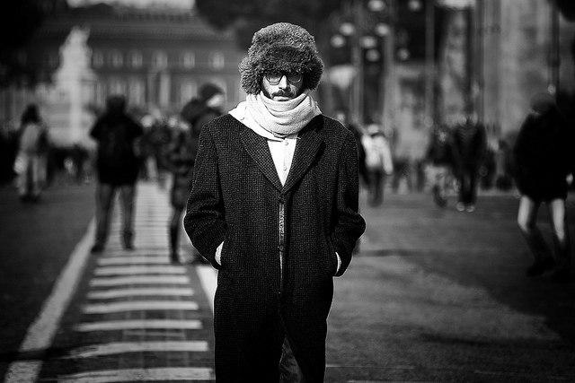Идеи для фото – уличные фото от Enzo Natale