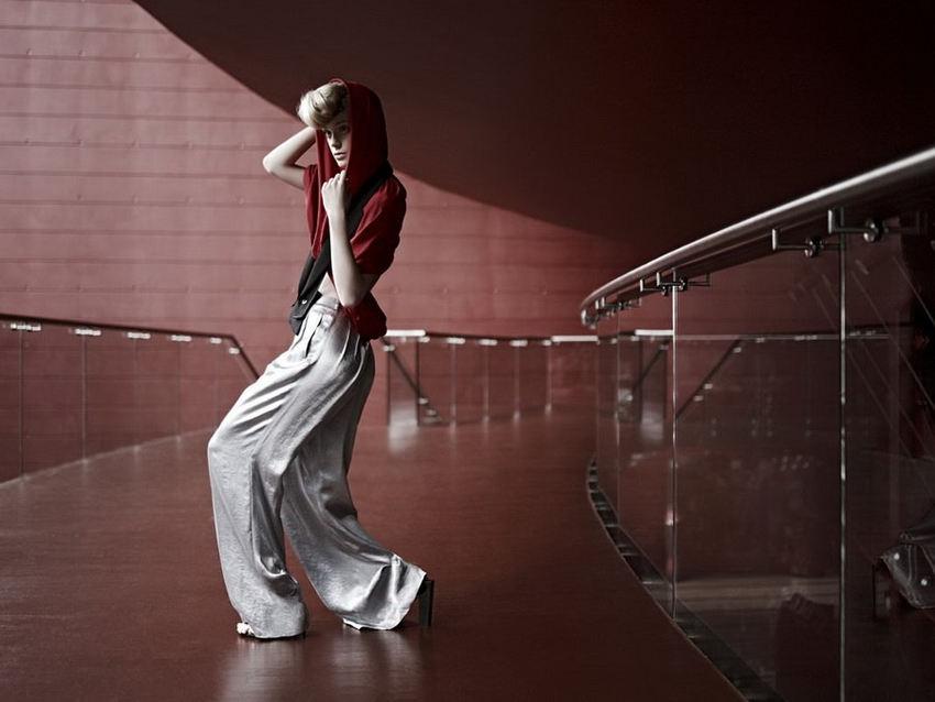 Идеи для фото. Kasia Smolinska от Piotr Stoklosa