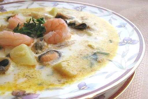 Рецепт – Луизианская похлебка с морепродуктами