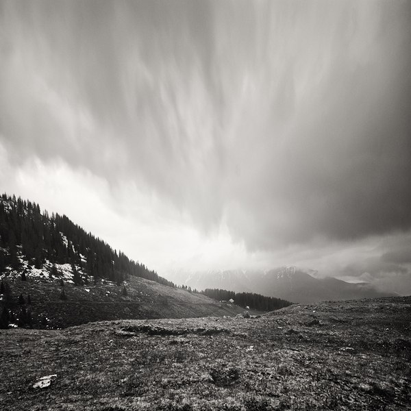 Идеи для фото – Черно-белые пейзажи Lukas Furlan