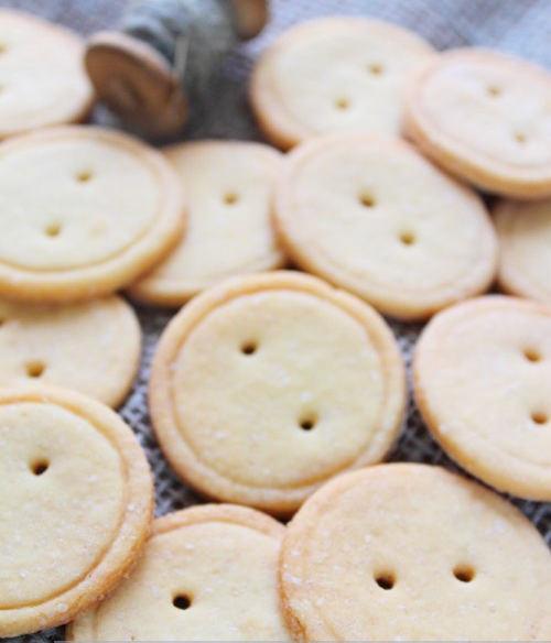 Рецепт – Печенье «Пуговки»