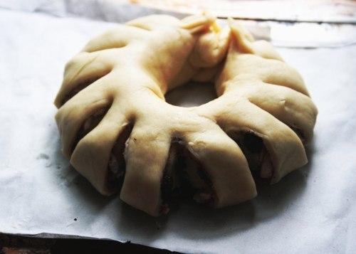 Рецепт–Шведский кофейный пирог