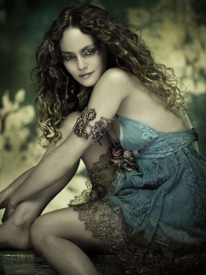 Фотосет: Ванесса Паради (Vanessa Paradis) от Jean-Baptiste Mondino.