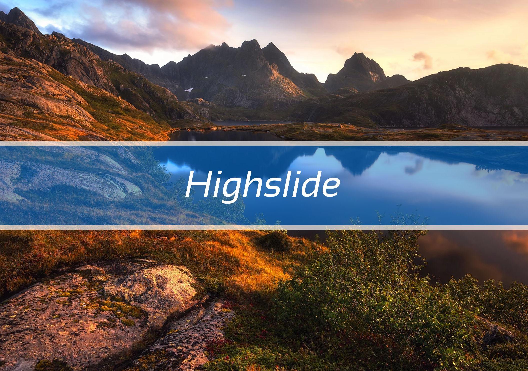 Highslide