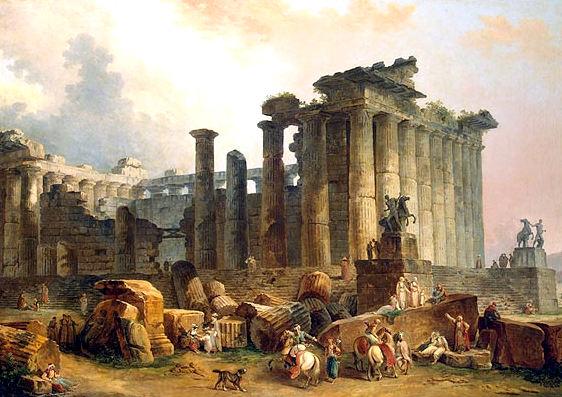 О чем знали древние римляне
