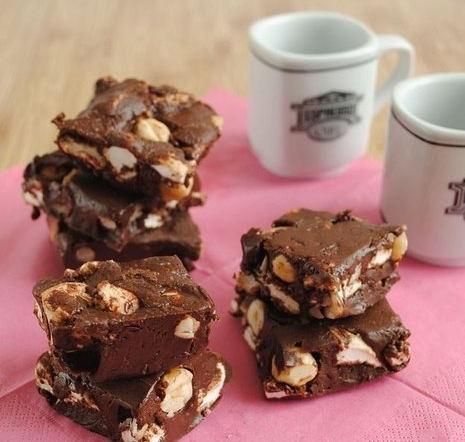 Рецепт–Шоколадный фадж