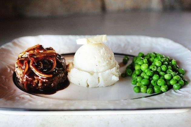 фото рецепт с говяжий бифштекс