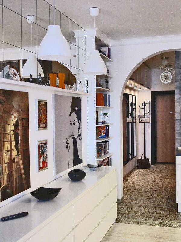 Квартира-студия в Санкт-Петербурге