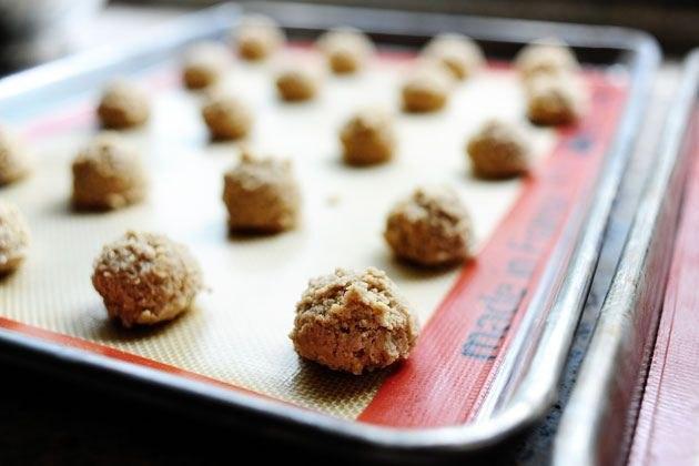 Прекрасное овсяное печенье. Рецепт. Способ приготовления