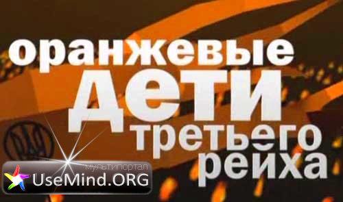 Оранжевые дети третьего рейха