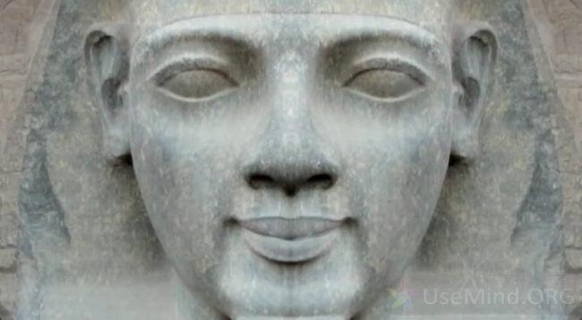 Видео – Невероятные пропорции статуи Рамзеса Великого в Египте