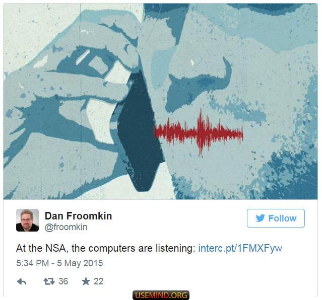 Технология АНБ «Google for Voice» может записать любой телефонный вызов - Сноуден