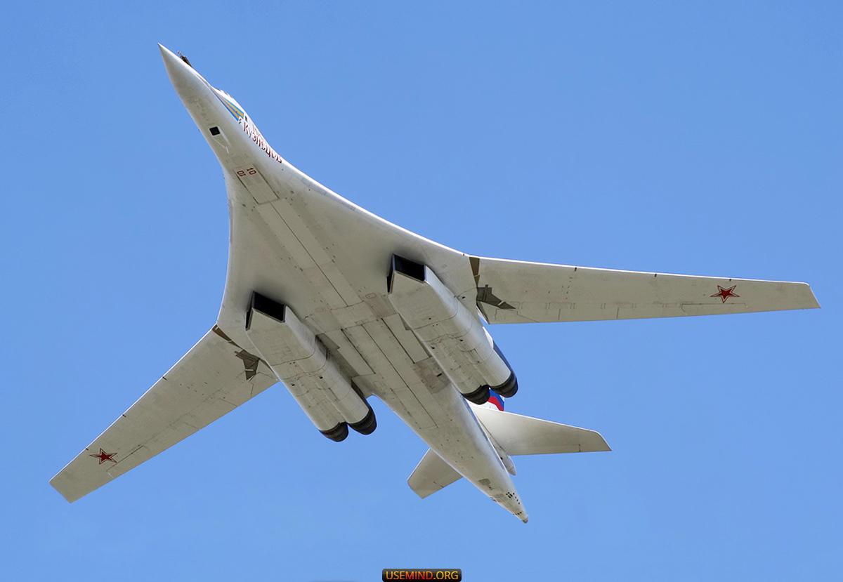 Россия возобновит производство ТУ-160