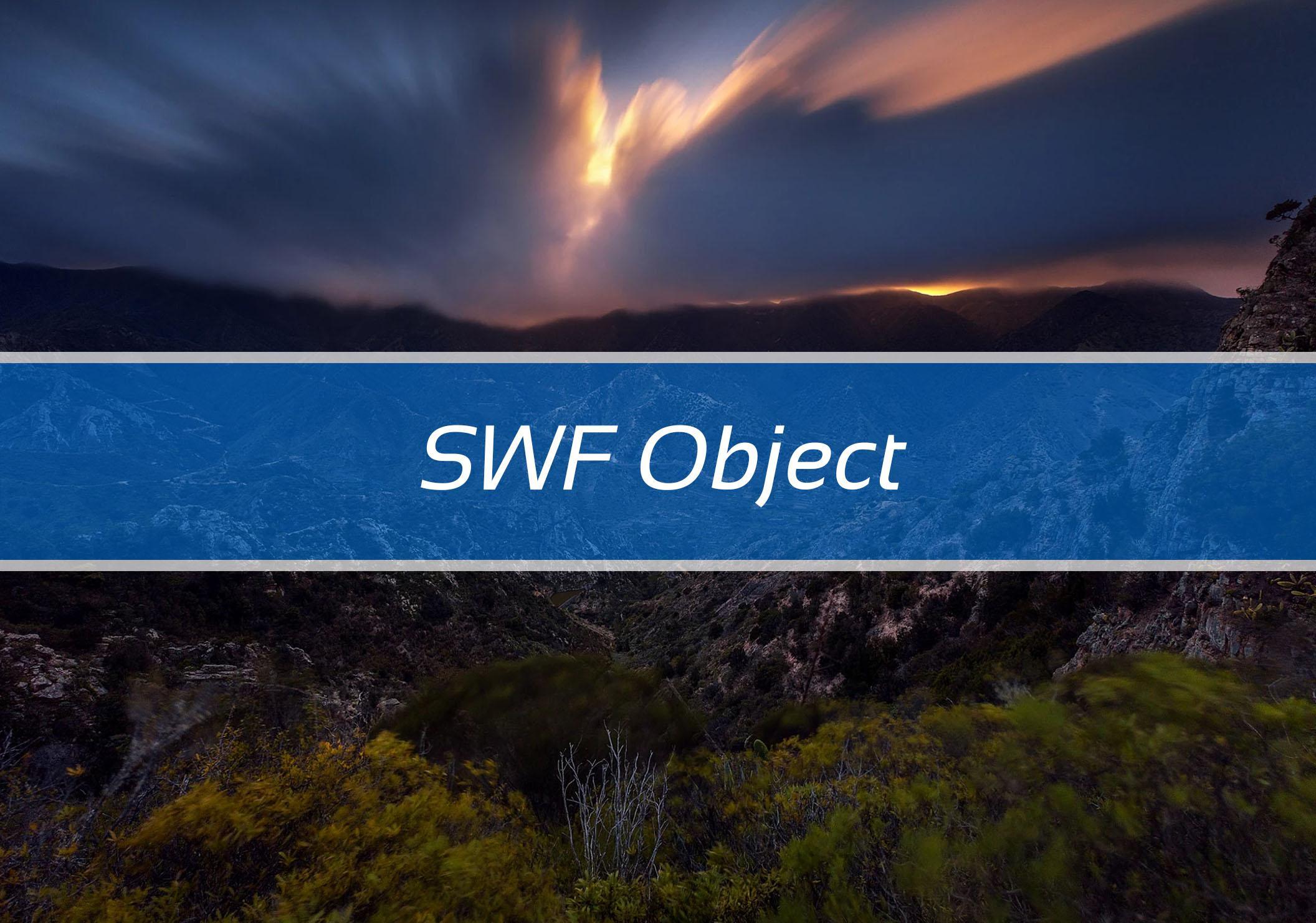 SWF Object