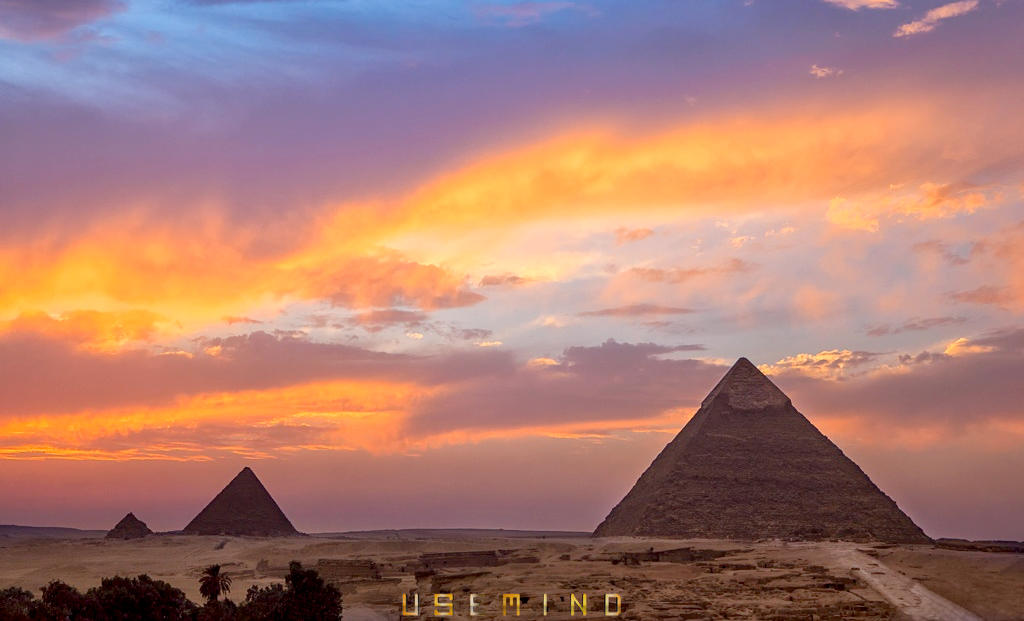 Космические частицы внутри египетских пирамид могут стать ключом к разгадке их создания