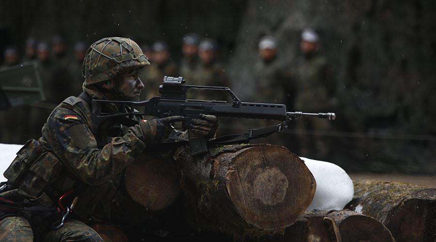Для Германии Россия является проблемой номер 1