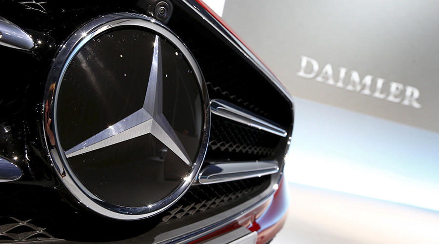 Mercedes-Benz в Московской области?