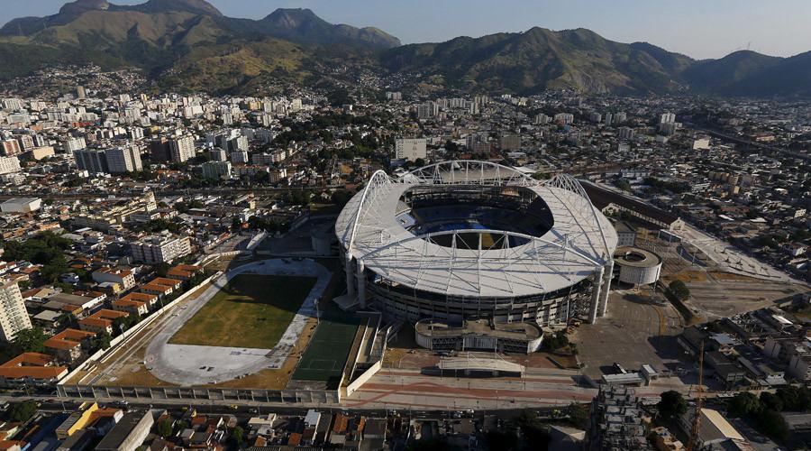 Правительство Рио-де-Жанейро: нехватка финансирования Олимпийских игр