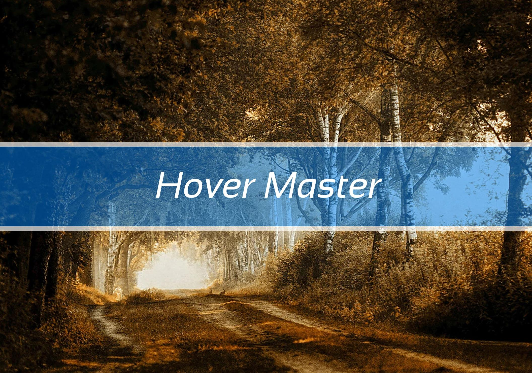 Hover Master