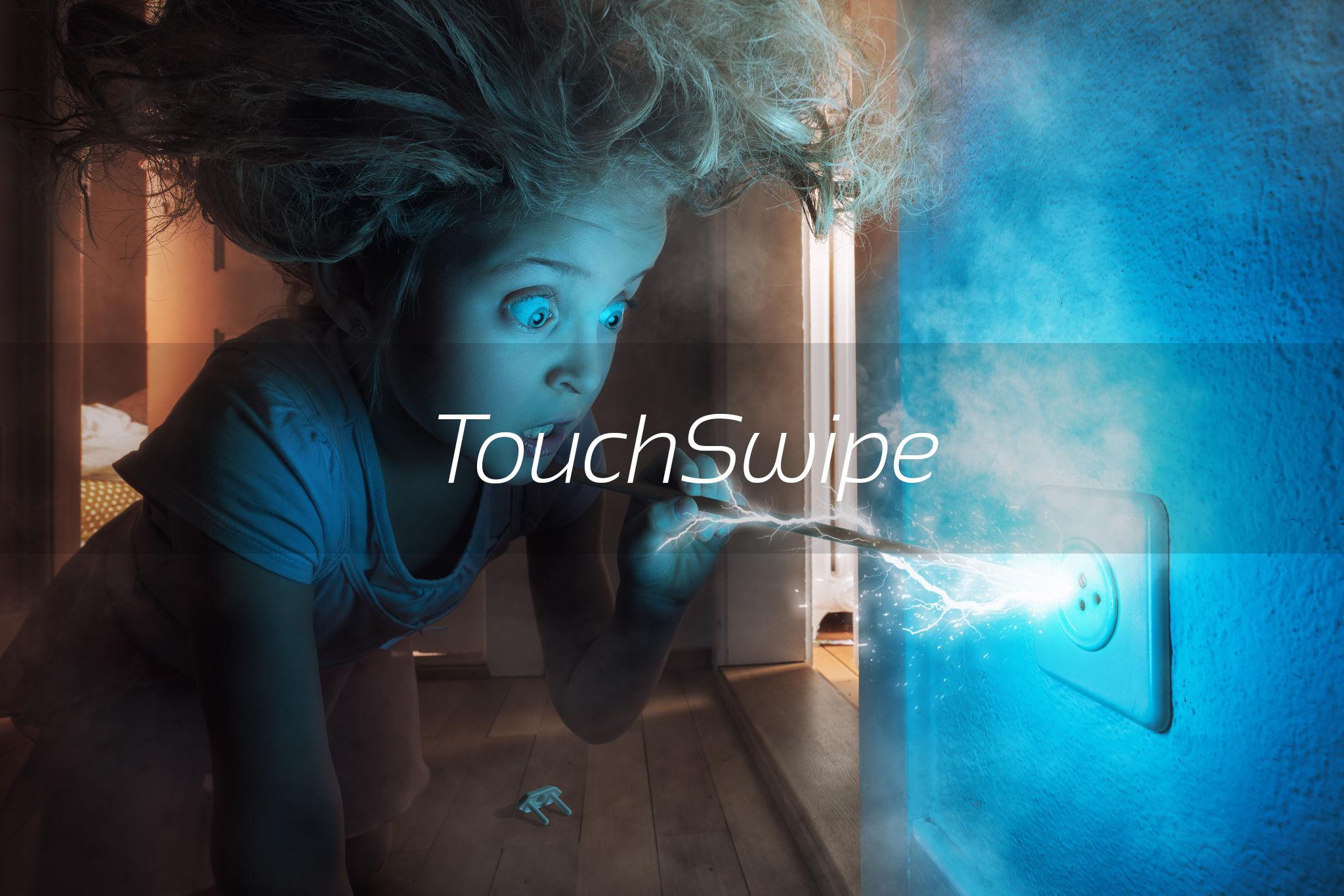 TouchSwipe jQuery Plugin