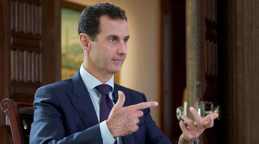 СШАпод руководством Трампа могли бы стать «естественным союзником» Сирии, если он борется с терроризмом - Асад